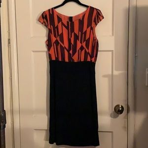 Day to night cocktail dress